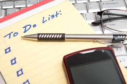 shape your life to-do list