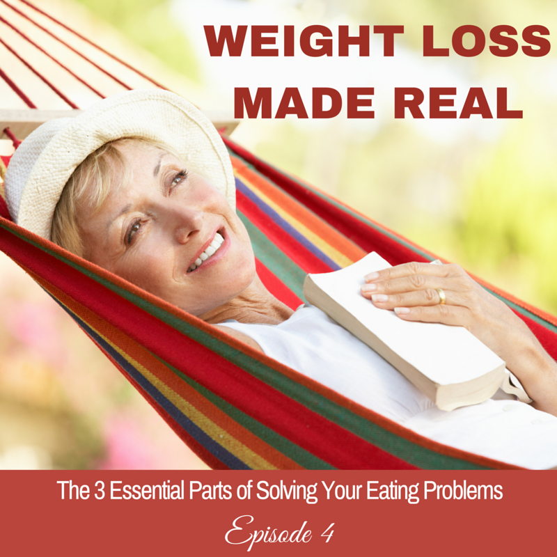 The 3 Essential Parts of Solving Your Eating Problems