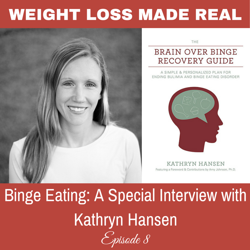 Binge Eating with Kathryn Hansen