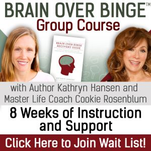Brain Over Binge Waiting List