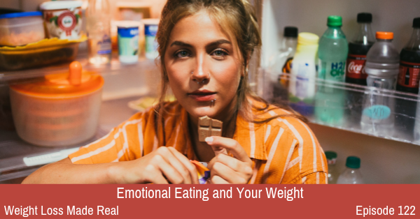Emotional Eating Podcast 122