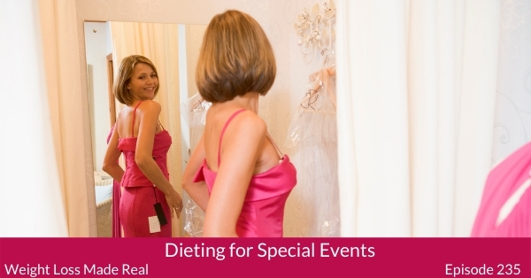 Dieting for special events