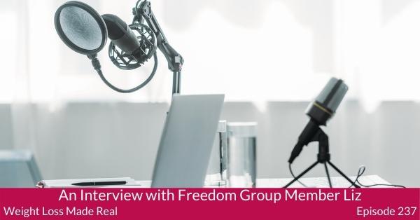 Liz, Freedom Group Member