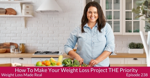 Your Weight Loss Project