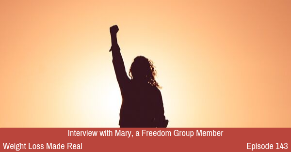 Interview with Mary Podcast 143