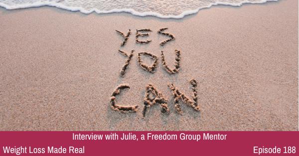 Julie Podcast 188