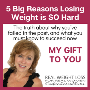 5 Reasons Losing Weight is So Hard